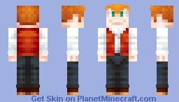 George Minecraft Skin