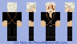 Vhitmire (Based on Henry Cavill Witcher) Minecraft Skin