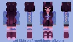 die by my side Minecraft Skin