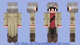 Gravity Falls - Ford Minecraft Skin