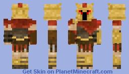 gladiator skin Minecraft Skin