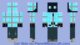 Dark Slime Minecraft Skin