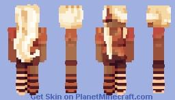 ghostin🍂 Minecraft Skin