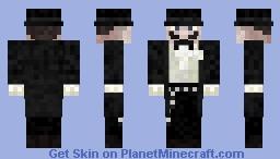 Ghostmaker Minecraft Skin