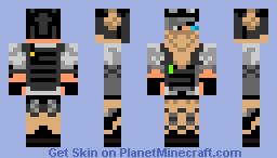 Ghost Recon Minecraft Skin