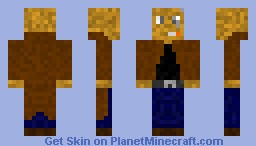 fallout ghoul Minecraft Skin