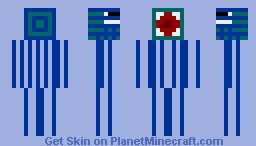 giant squid Minecraft Skin