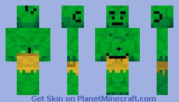 MCSC-Giant (better in game XD) Minecraft Skin