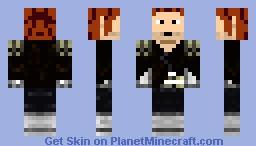 Gildarts Minecraft Skin