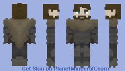 Armored Traveler Minecraft Skin