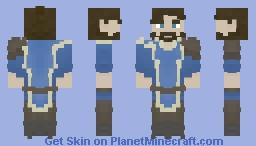 Scholar's Robes Minecraft Skin