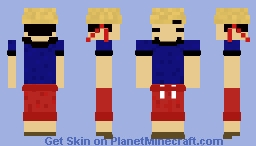 Ging Ging Minecraft Skin