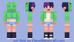 ginger thing ig Minecraft Skin