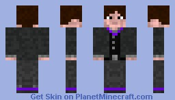 Ginger Saints Row The Third Minecraft Skin