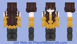 Willow Soot // ℜ𝔢𝔥𝔢𝔩𝔦𝔞 Minecraft Skin