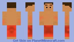 GIRP Minecraft Skin