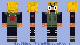DErping Minato jonin Minecraft Skin