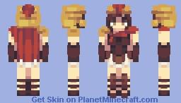 ᴠᴇɴɢᴇᴀɴᴄᴇ // ce Minecraft Skin