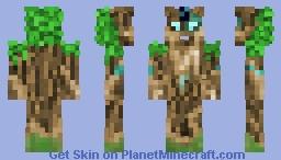 Treant Protector Minecraft Skin