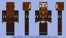 Gloin (The Hobbit) Minecraft Skin