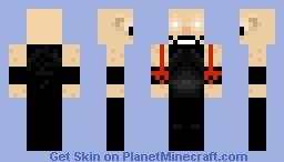 Gluttony Minecraft Skin