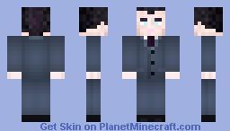 Hl Hl2 Skin Series G Man Gman Minecraft Skin