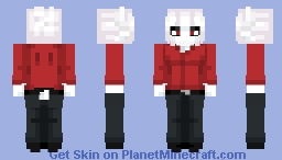 Request ~ Goat Lucifer 🗝 Minecraft Skin