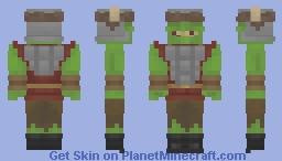 Warhammer Goblin Minecraft Skin