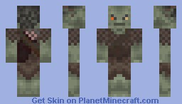 Goblin Archer LOTR Minecraft Skin