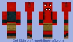 Hobgoblin Minecraft Skin