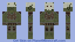Goblin War Lord Minecraft Skin