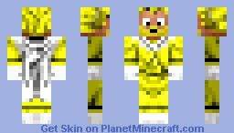 Apollo Minecraft Skin