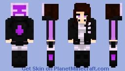 Nether Meant Skin Minecraft Skin