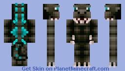 Godzilla Minecraft Skin