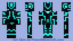 User Minecraft Skin