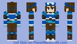 Goggles are hard Minecraft Skin