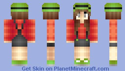Gooby Pls (Christmas Present Part 2) [Gooby Fangirl] Minecraft Skin
