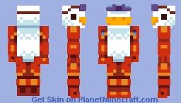 Goose Minecraft Skin