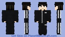 Gopnik Minecraft Skin