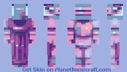Gorgeous Duck Knight - Contest Entry Minecraft Skin