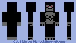 gorilla suit Minecraft Skin