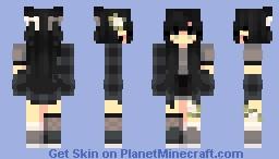 u said Minecraft Skin