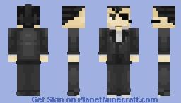 Goro Majima - Yakuza 0 Minecraft Skin