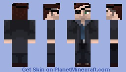 The Governor - The Walking Dead (TV Series) Minecraft Skin
