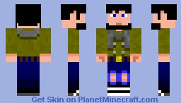 Gir's Skin Minecraft Skin