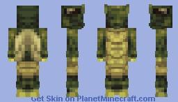 Skin Grasshopper Minecraft Skin