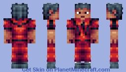 {Skintober Day 20: Graveyard} Thriller Night Minecraft Skin