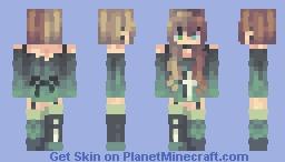 Unsaved Info. Minecraft Skin