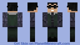 Greed Minecraft Skin