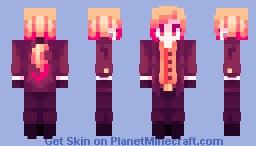 Gregory [Hellpark] Minecraft Skin